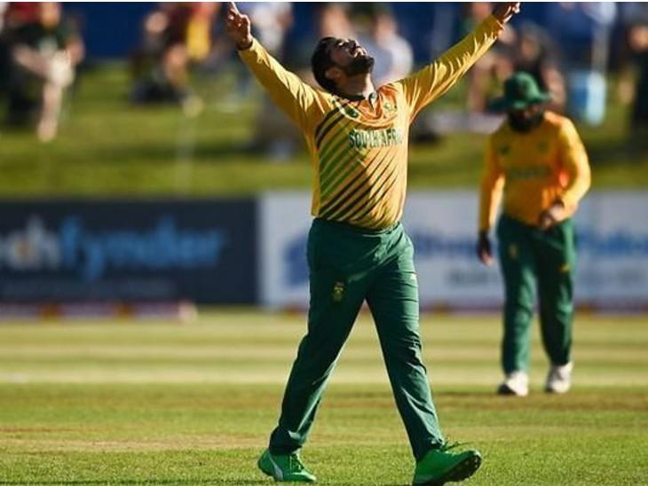 आयरलैंड को पहले टी-20 में साउथ अफ्रीका ने 3 रन से हराया; सीरीज में 1-0 की बढ़त ली|क्रिकेट,Cricket - Dainik Bhaskar