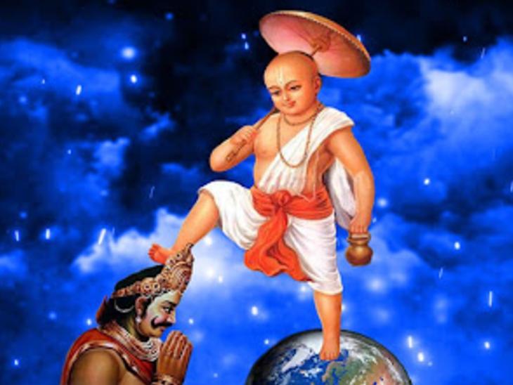 देवशयनी एकादशी के अगले दिन होती है विष्णुजी के पांचवे अवतार भगवान वामन की पूजा|धर्म,Dharm - Dainik Bhaskar