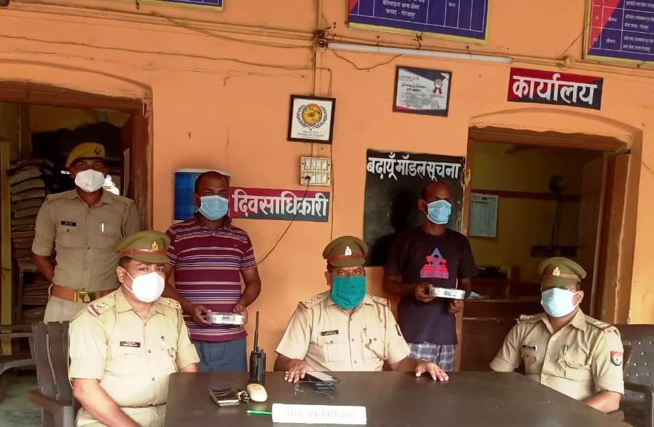 3 जुलाई को कैंट पुलिस ने जाली नोटों के कारोबार से जुड़े दो तस्करों को पकड़ा था।