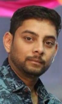 दुकानदार सचिन जैन, जिसकी लुटेरों ने हत्या की
