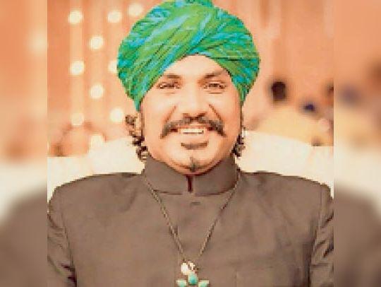 ए आर रहमान के साथ परम सुंदरी गाने में कुटले खां ने दी आवाज|जैसलमेर,Jaisalmer - Dainik Bhaskar