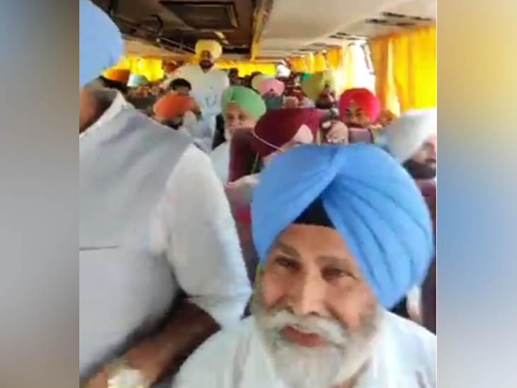 Sri Darbar Sahib Navjot Sidhu