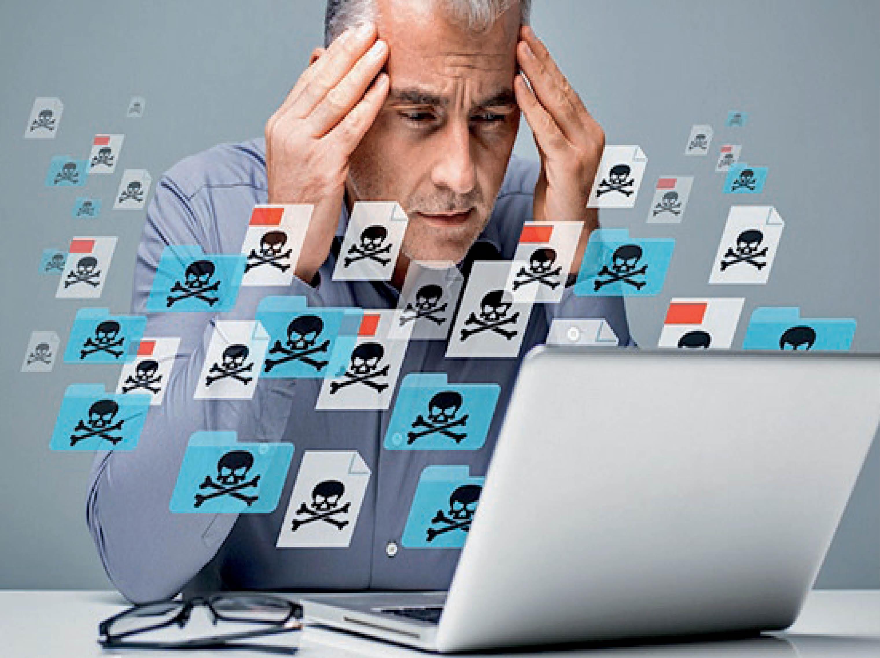 स्पाईवेयर से सबको खतरा, बचने के लिए सावधानी ही अहम; पेगासस स्पाईवेयर खतरनाक|देश,National - Dainik Bhaskar