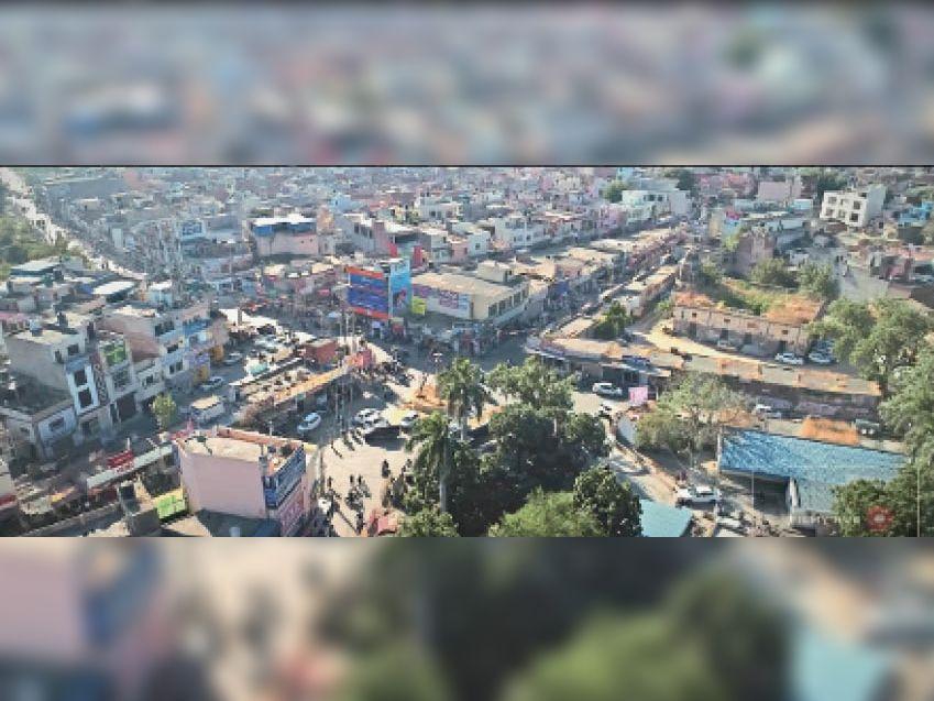 ओल्ड सिटी की 8 हजार दुकानों से निगम वसूलेगा 28 करोड़ विकास शुल्क अम्बाला,Ambala - Dainik Bhaskar