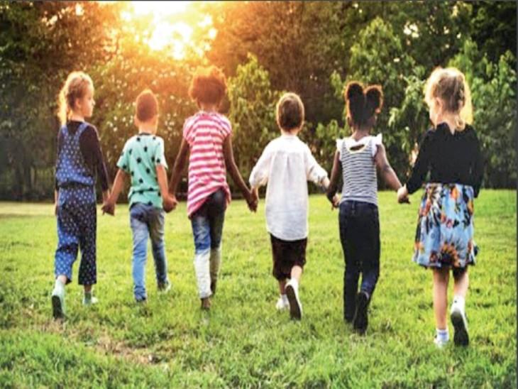 स्टडी के मुताबिक प्रकृति के करीब रहने वाले बच्चों में भावनात्मक और व्यवहार से जुड़ी समस्याएं नहीं होतीं, बौद्धिक विकास भी बेहतर होता है|विदेश,International - Dainik Bhaskar