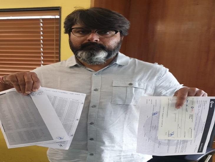 नेचर गाइड, इडीसी गाइड व ड्राइवरों को दी गई आर्थिक सहायता, गुजरात के वाइल्डलाइफ फोटोग्राफर सत्येंद्र विपुल पटेल ने की मदद|सवाई माधोपुर,Sawai Madhopur - Dainik Bhaskar