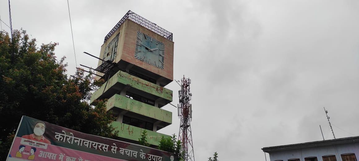 घण्टा घर के पास नगर निगम बनाएगा शी-लाउंज और ई- क्योस, लोगों को नहीं होगा भटकना|बरेली,Bareilly - Dainik Bhaskar
