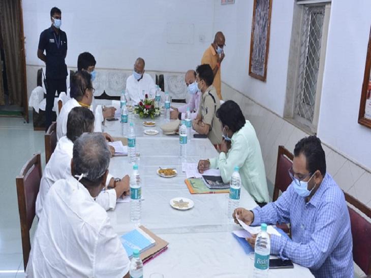 BSP प्रबंधन से जमीन नहीं मिलने से विकास कार्य में देरी, PWD मंत्री ने कलेक्टर को बातचीत करने के दिए निर्देश|भिलाई,Bhilai - Dainik Bhaskar