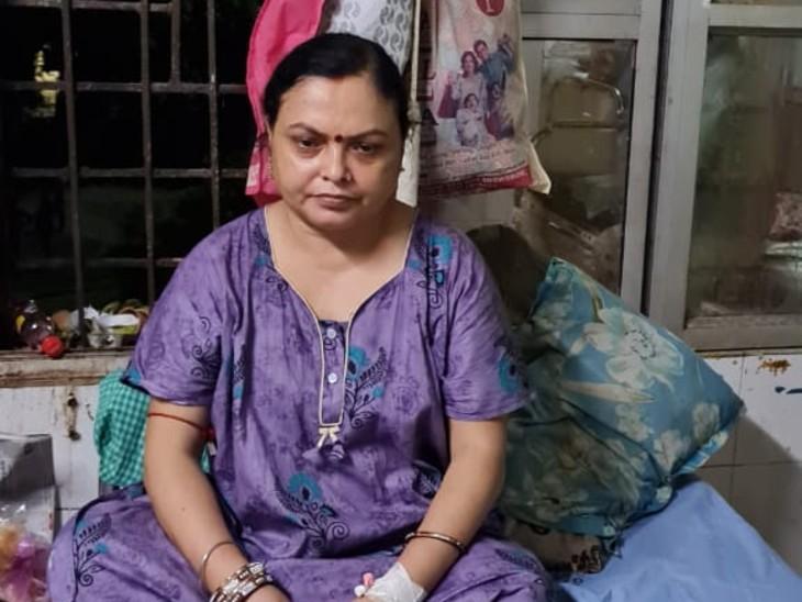 भागलपुर के सबसे बड़े अस्पताल में डिप्रेशन की मरीज का बेड बदल दिया, गलत इंजेक्शन लगने पर डॉक्टर बोले- चिंता नहीं करें, यहां सबको एक ही दवा दी जाती है|बिहार,Bihar - Dainik Bhaskar