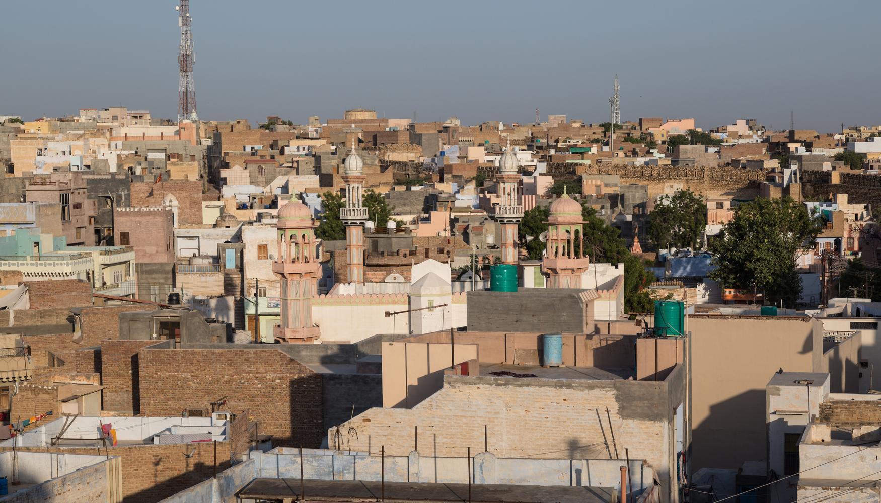 शहर से 343 किलोमीटर दूर पाकिस्तान में था केंद्र, बीकानेर-जैसलमेर में भूकंप के सामान्य झटके, नींद में थे इसलिए अहसास नहीं हुआ|बीकानेर,Bikaner - Dainik Bhaskar