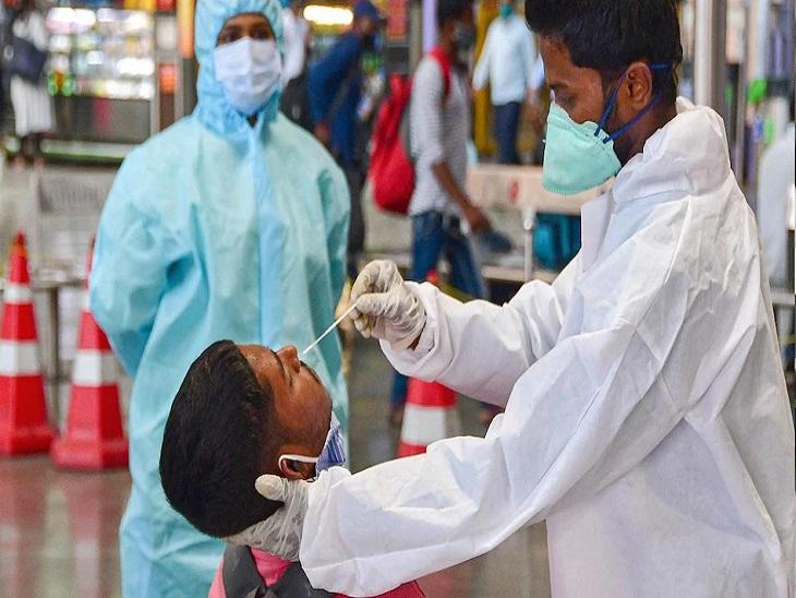 24 घंटे में मिले 70 नए संक्रमित,155 हुए रिकवर; 6 की हुई मौत|लखनऊ,Lucknow - Dainik Bhaskar