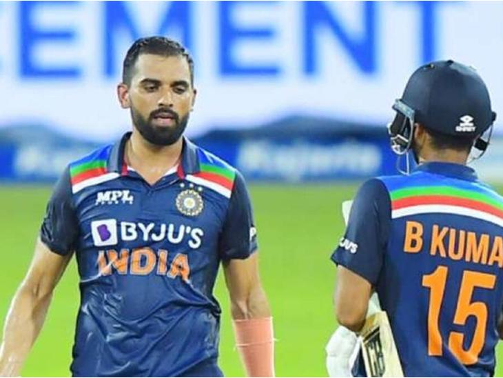 2 विकेट लेने के बाद 69 रन बनाने वाले दीपक बोले- राहुल सर ने कहा था, बची हुई हर गेंद खेलना|स्पोर्ट्स,Sports - Dainik Bhaskar