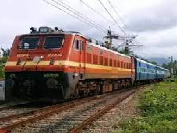 उत्तर रेलवे के शाहजहांपुर में यार्ड रिमॉडलिंग के कारण किया जा रहा मार्ग परिवर्तन, कई ट्रेनें होंगी रि-शेड्यूल|बिहार,Bihar - Dainik Bhaskar