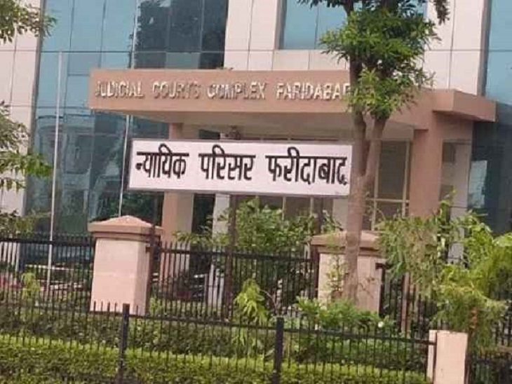 वकीलों के लिए नहीं पर्याप्त बैठक व्यवस्था; हाईकोर्ट ने नगर निगम व जिला प्रशासन को वकीलों के लिए चैंबर बनाने के दिए आदेश|फरीदाबाद,Faridabad - Dainik Bhaskar