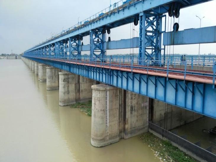 गंगा बैराज ब्रिज 4 से होगा 6 लेन, रिंग रोड-चिड़ियाघर से 2 रोड समेत 19 चौराहे होंगे डेवलप; मोहनलालगंज तक स्टेट हाईवे बनते ही तेज होगा निर्माण|कानपुर,Kanpur - Dainik Bhaskar