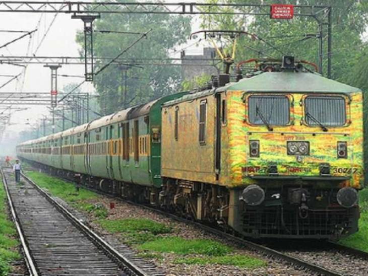 जयनगर-आनंद विहार टर्मिनल, गरीब रथ एक्सप्रेस और राजगीर-वाराणसी एक्सप्रेस स्पेशल सहित 7 जोड़ी ट्रेनें शामिल|बिहार,Bihar - Dainik Bhaskar