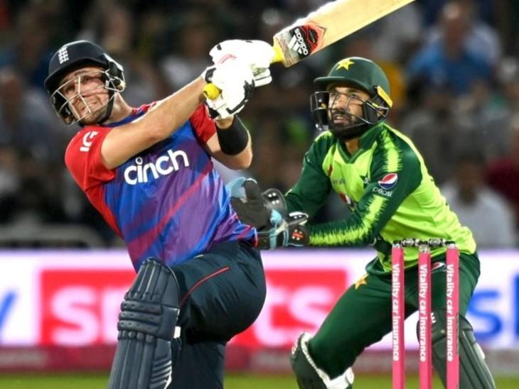 इंग्लैंड ने पाकिस्तान को आखिरी टी-20 मैच में 3 विकेट से हराया; सीरीज पर 2-1 से कब्जा|क्रिकेट,Cricket - Dainik Bhaskar