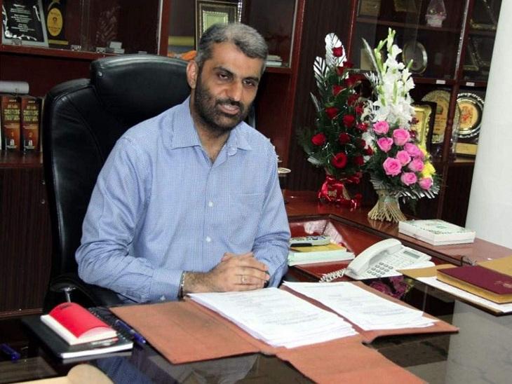 मंदीप सिंह बराड़ का कार्यकाल खत्म होने वाला है, यूटी प्रशासन के पास हरियाणा से आया तीन नामों का पैनल|चंडीगढ़,Chandigarh - Dainik Bhaskar
