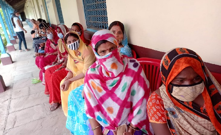 सागर में गर्भवती महिलाओं का 23 जुलाई को होगी वैक्सीनेशन। - Dainik Bhaskar