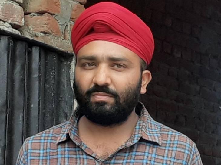 एनआईए की टीम ने मेरठ के हस्तिनापुर में डेरा डालकर परमजीत के घर की जांच और पूछताछ की थी। - Dainik Bhaskar