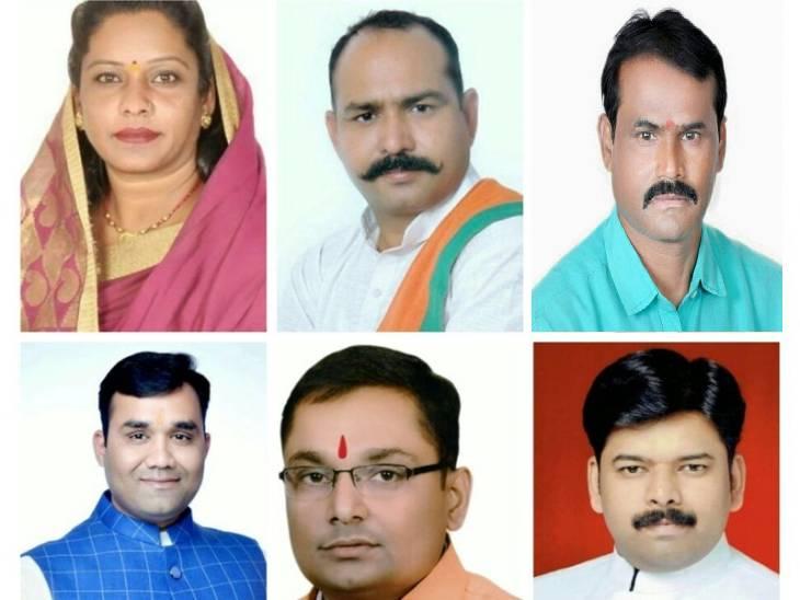 सिंधिया के समर्थक से लेकर पूर्व मंत्री के बेटे को मिली जगह, एक भी मुस्लिम नहीं बन पाया पदाधिकारी|जबलपुर,Jabalpur - Dainik Bhaskar