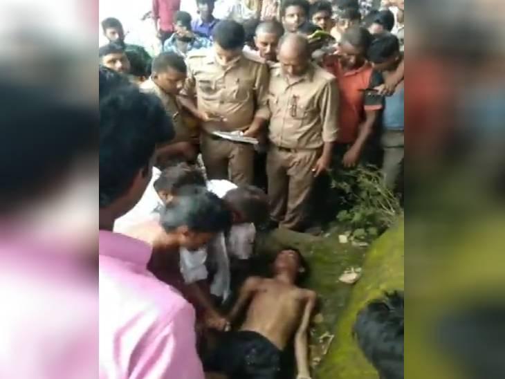 महराजगंज में नदी में नहाने गए तीन दोस्त पानी में डूबे, दो सलामत बाहर आए एक की मौत। - Dainik Bhaskar