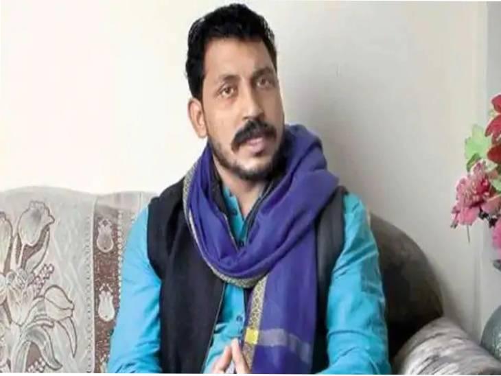 लखनऊ में मुस्लिम धर्म गुरुओं से मिलेंगे भीम आर्मी चीफ, बसपा के साथ गठबंधन पर नहीं बन रही बात|लखनऊ,Lucknow - Dainik Bhaskar