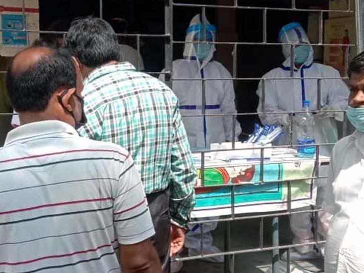पिछले 24 घंटे में मिले 33 नए पॉजिटिव मरीज, 320 बचे एक्टिव केस; सावन में देवघर बाबा मंदिर में श्रद्धालु नहीं कर सकेंगे पूजा|रांची,Ranchi - Dainik Bhaskar