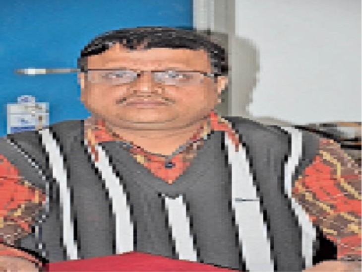 चैंबर के अध्यक्ष चेतन गाेयनका - Dainik Bhaskar