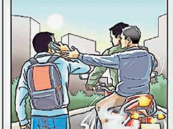 गुम हुए मोबाइल के भी 60% मामले अनट्रेस, 675 आरोपियों को किया गिरफ्तार - Dainik Bhaskar