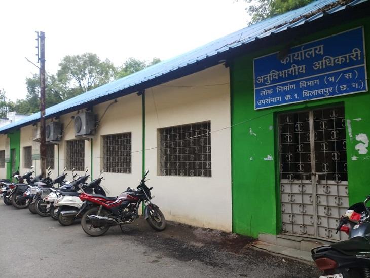 5 सड़कों के लिए एक साल पहले टेंडर, निर्माण के लिए कर्ज लेने की नौबत|बिलासपुर,Bilaspur - Dainik Bhaskar