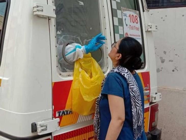 जिले में मंगलवार को कोरोना के दो नए संक्रमित मिले हैं। - Dainik Bhaskar