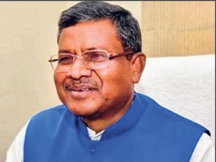 भाजपा विधायक दल के नेता बाबूलाल मरांडी - Dainik Bhaskar