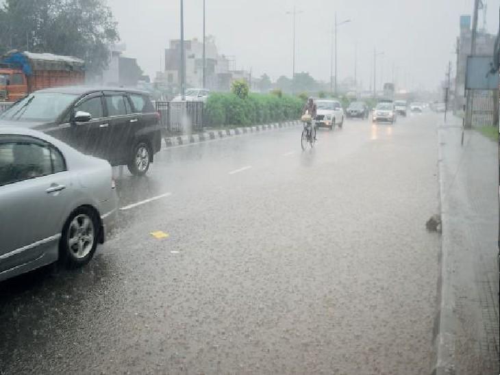 पानीपत   24 घंटे में प्रदेश में 39.7 मिमी. बारिश हुई। पानीपत में 23.8 एमएम बारिश हुई। - Dainik Bhaskar
