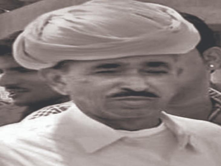 पारसाराम मेघवाल - Dainik Bhaskar
