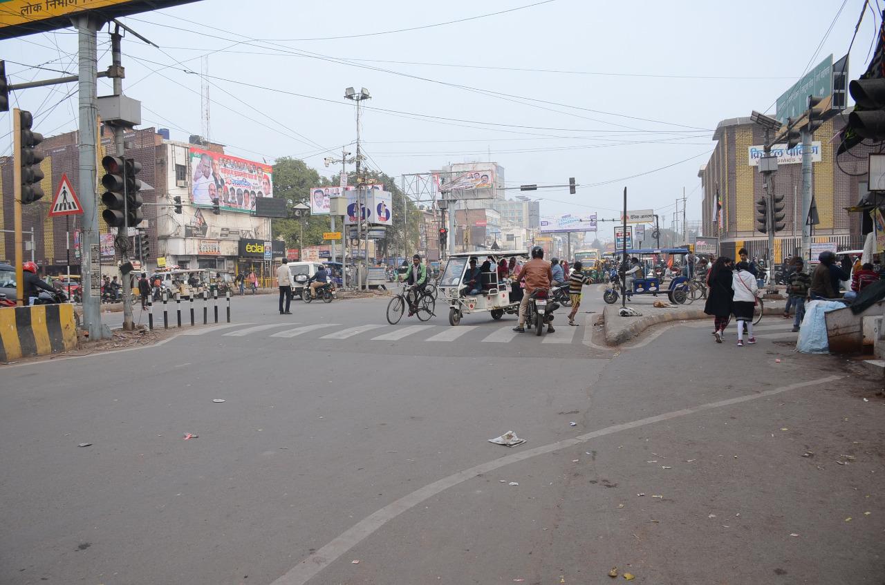 ट्रैफिक डायवर्जन को लेकर तैयारियां पूरी, 12 मार्शल, 1 ट्रैफिक इंस्पेक्टर और 5 सिपाही लगाए गए, दोपहर 12 बजे से ट्रायल होगा शुरू|कानपुर,Kanpur - Dainik Bhaskar