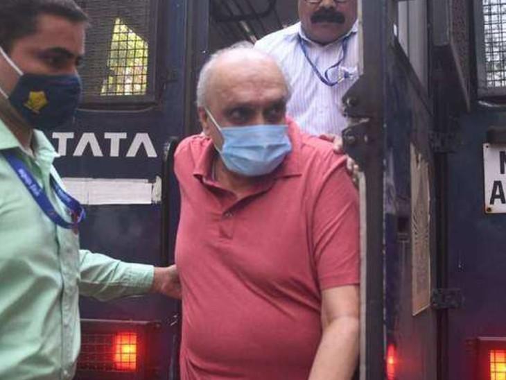 दिसंबर 2020 में मुंबई पुलिस ने छाबड़िया को गिरफ्तार किया था।- फाइल फोटो।