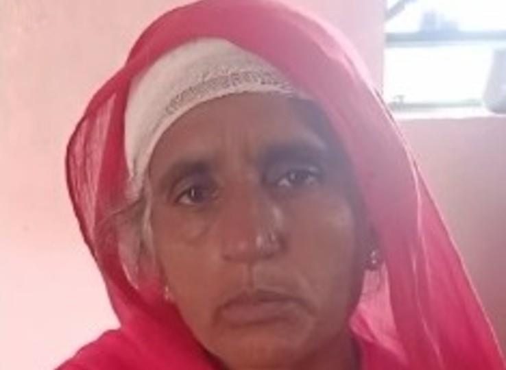 विधवा महिला के घर के बीच में से खेत में जाने का रास्ता निकालना चाह रहे थे , मना किया तो घर में घुसकर लाठी-डंडो से मारा, पत्थरबाजी भी की|नागौर,Nagaur - Dainik Bhaskar