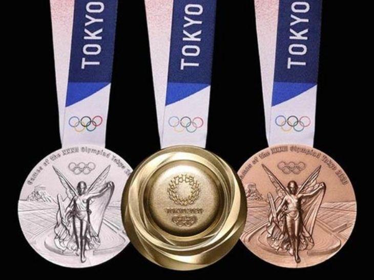 अमेरिका टॉप पर पहुंचा, चीन दूसरे नंबर पर मौजूद; भारत के नाम 1 गोल्ड सहित 7 मेडल|टोक्यो ओलिंपिक,Tokyo Olympics - Dainik Bhaskar