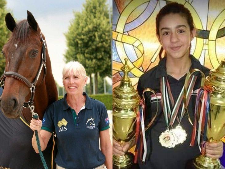 ऑस्ट्रेलिया की मैरी हाना सबसे अधिक उम्र की खिलाड़ी, सीरिया की हेंड जाजा होंगी सबसे युवा, जानिए इनकी उम्र|टोक्यो ओलिंपिक,Tokyo Olympics - Dainik Bhaskar