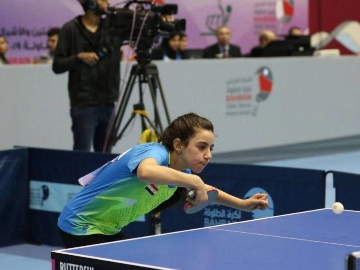 हेंड जाजा 5 साल की उम्र से टेबल टेनिस खेल रही हैं।