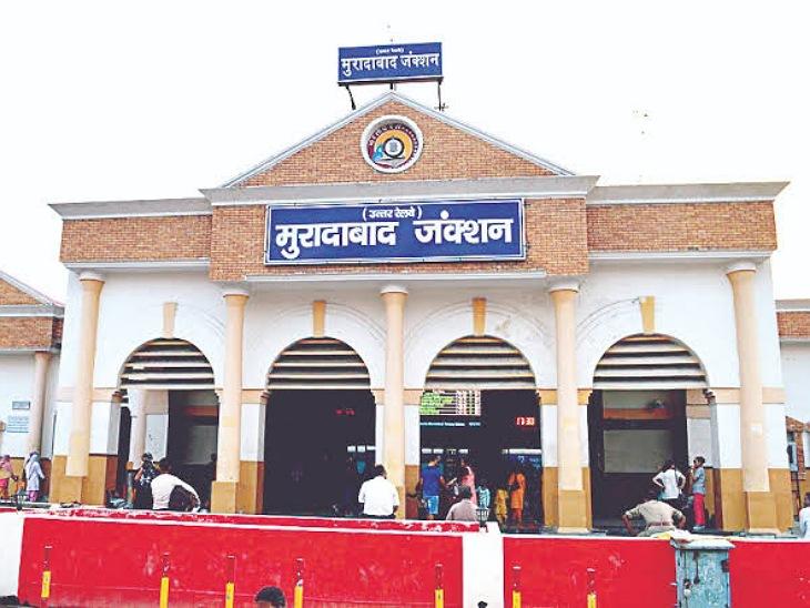शाहजहांपुर में ब्लॉक की वजह से मुरादाबाद रेल डिवीजन की 16 ट्रेन निरस्त की गई हैं।