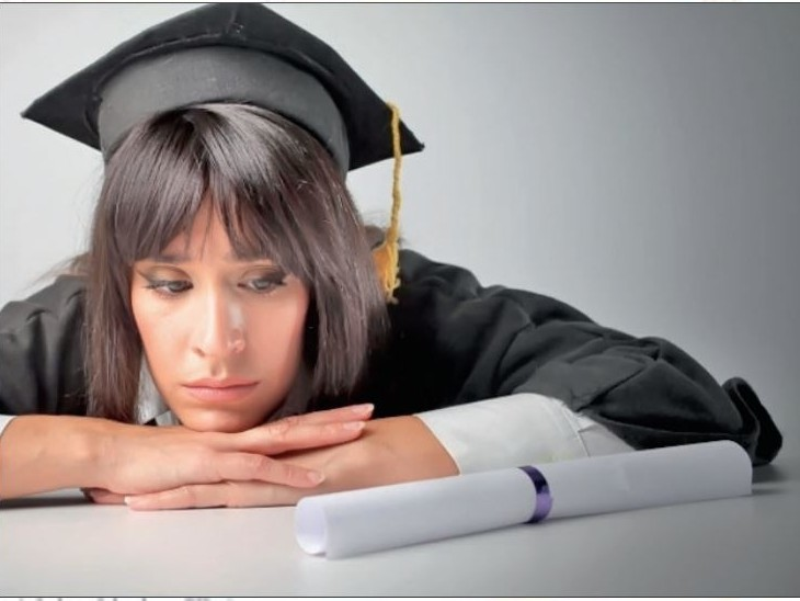 रोजगारपरक कोर्स के दावे पर भी जॉब न मिली तो ज्यादा जुर्माना, उच्च शिक्षा नियामक ने दी चेतावनी- प्रतिष्ठा के लिए छात्रों की ग्रेडिंग बढ़ा-चढ़ाकर न करें|विदेश,International - Dainik Bhaskar