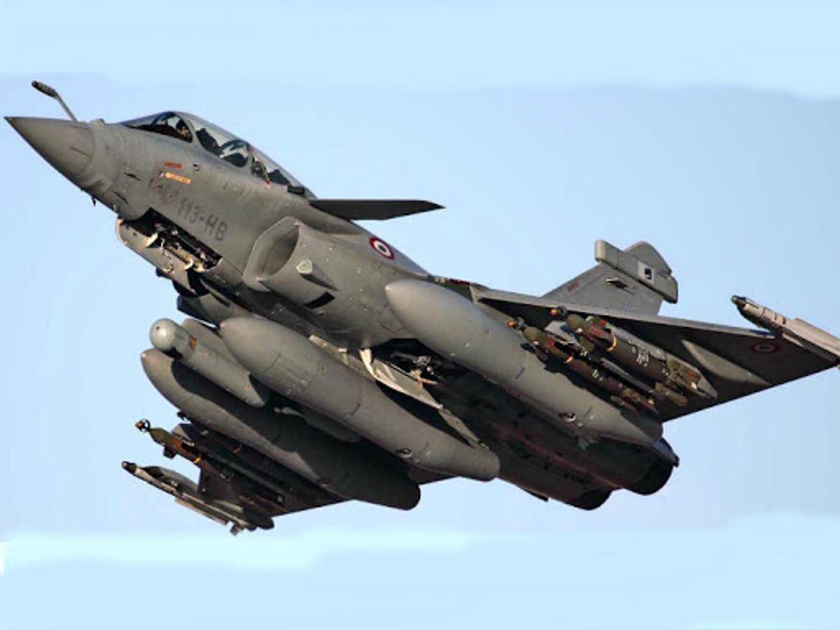 फ्रांस से 3 और लड़ाकू विमान आए, अब तक 24 पहुंचे; बंगाल के हासीमारा में होगी तैनाती|देश,National - Dainik Bhaskar