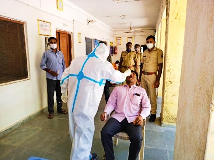 उदयपुर में गुरुवार को आए 4 संक्रमित, 1 की गई जान; अब तक 56 हजार 459 स्वस्थ होकर लौटे घर|उदयपुर,Udaipur - Dainik Bhaskar