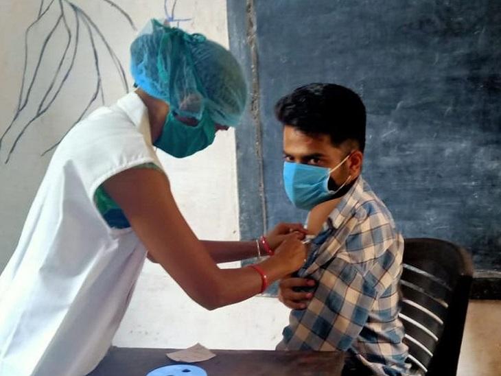 दुर्ग को दो दिनों से एक भी डोज नहीं मिली, आज बंद रहेंगे सारे सेंटर; टीकाकरण अधिकारी बोलीं- उच्चाधिकारियों को दी जानकारी|भिलाई,Bhilai - Dainik Bhaskar