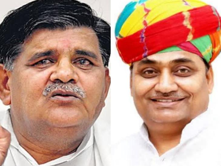 कटारिया बोले- डोटासरा को मंत्री पद से हटाकर उनके रिश्तेदारों के आरएएस सलेक्शन की जांच करवाएं; डोटासरा बोले- मेरी जांच करवा लीजिए, लेकिन कटारिया निंबाराम को राजस्थान लाएं|जयपुर,Jaipur - Dainik Bhaskar