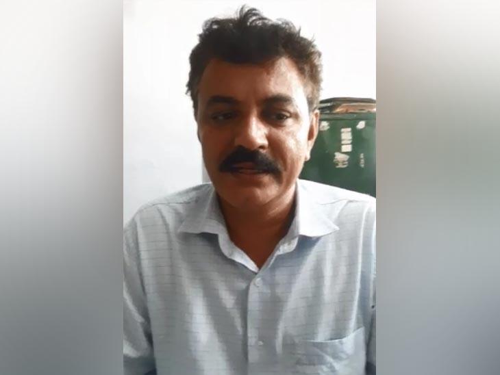 चौधरी चरण सिंह कृषि अनुसंधान केंद्र कौल के सॉयल साइंटिस्ट डॉ. राजेंद्र कुमार।