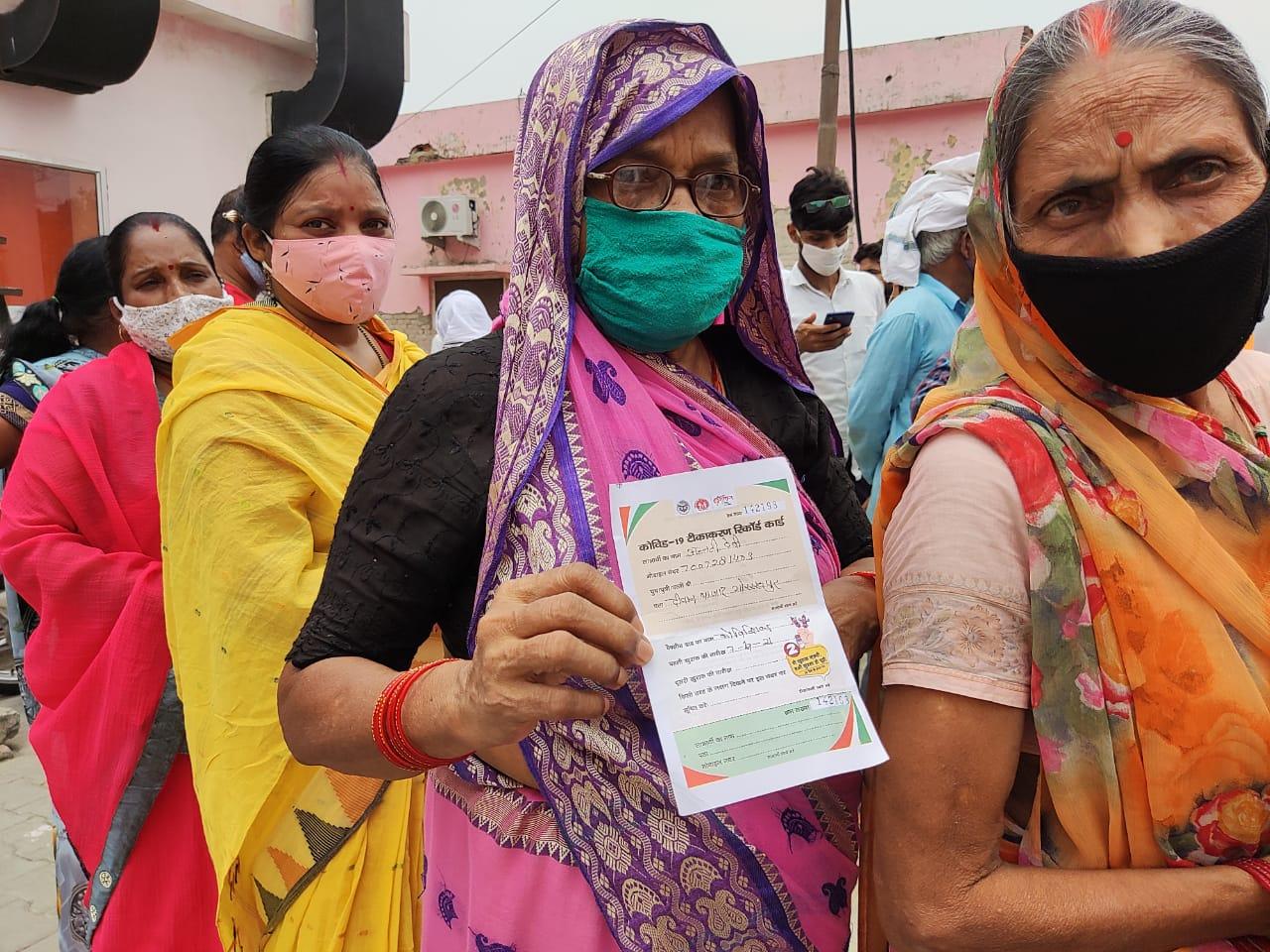 105 दिन बाद गोरखपुर में नहीं मिला एक भी कोविड पॉजीटिव; 8 मार्च से लगातार मिल रहे थे संक्रमित, अधिकारी बोले- सतर्कता अभी भी पूरी जरूरी|गोरखपुर,Gorakhpur - Dainik Bhaskar