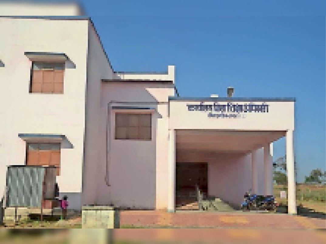 जिला शिक्षा अधिकारी कार्यालय। - Dainik Bhaskar